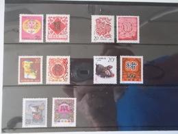 Lot # 23 - China Mint NH- Complete Sets New Year 1992-93-94-95-96 , - 1949 - ... République Populaire