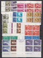 Liechtenstein 1959/1964 Definitives 17v  Bl Of 4 ** Mnh (42302) - Liechtenstein