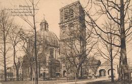 CPA - Belgique - Scherpenheuvel-Zichem - Montaigu - Façade Latérale De La Basilique - Scherpenheuvel-Zichem