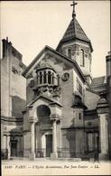 Cp Paris VIII., Eglise Armenienne, Rue Jean Goujon - Other