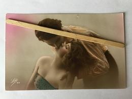 COUPLE  EROTIQUE SEXY Art Deco». (LÉO Nº 44 ) - Koppels