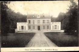 Cp Orsay Essonne, Tabellion House, Villa - France