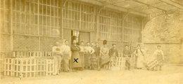 TOP ! PHOTO 1887 PUTEAUX USINE DE DION BOUTON THEMES AUTOMOBILE VOITURES TRANSPORTS HAUTS DE SEINE PHOTOGRAPHIES - France