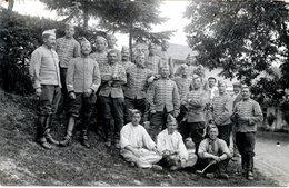 COMMERCY (Meuse 55)  - Militaires Du 6e Régiment De Hussards Vers 1910 - Carte-photo. - Commercy