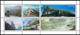 Gibraltar 2018 Micheln° Bloc 133 *** MNH  SEPAC Views Of Gibraltar - Gibraltar