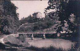 Orbe VD, Pont Du Puisoir (1.10.26) - VD Vaud