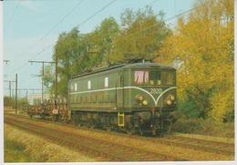 CP - TRAINS - LOCOMOTIVES - Locomotive électrique BB Série 29. - Treinen