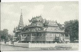 Birmanie     Thebaws  School  Mandalay - Postcards