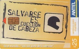 TARJETA TELEFONICA DE URUGUAY, 495a (015) - Uruguay