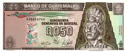 5015   -2019     BILLET BANQUE GUATEMALA - Guatemala