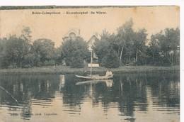 CPA - Belgique - Heide - Rozenberhof - De Vijver - Kalmthout
