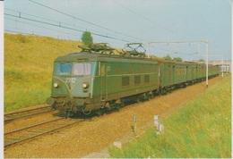 CP - TRAINS - LOCOMOTIVES - Locomotive électrique Série 23. - Treinen