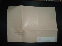 DEVANT PORT PAYE OBL.30-4 1993 PP 67 STRASBOURG NEUDORF - Marcophilie (Lettres)