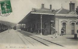 Millau-la Gare Train - Millau