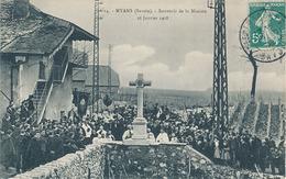 NYANS - N° 14 - SOUVENIR DE LA MISSION - 26 JANVIER 1908 - Autres Communes