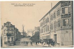 BRIEY - Hôtel De La Gare, Cristenack  Propriétaire - Briey