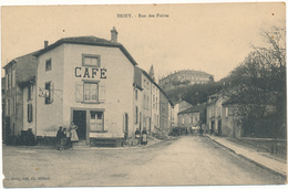 BRIEY - Rue Des Foires - Briey