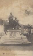 Belgique - Soignies - Monument Morts Guerre - Combattants Et Déportés - 1923 - Soignies
