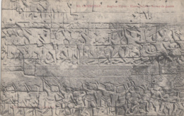 Cambodge - Anghor-Thom - Scènes De Guerre - Sculpture - Archéologie - Angkor Archaeological Park - Cambodge