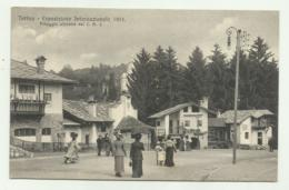 TORINO - ESPOSIZIONE INTERNAZIONALE 1911 VIAGGIATA FP - Italy