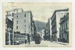 SALERNO - CORSO VITTORIO EMANUELE  VIAGGIATA FP - Salerno