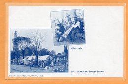 Mexico 1905 Postcard - Mexico