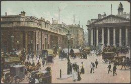 Bank Of England, London, 1906 - Postcard - Other