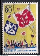 Japan 2001 - Coil - Shizuoka Prefecture - Hamamatsu Festival - From Booklet Pane 2 - 1989-... Empereur Akihito (Ere Heisei)
