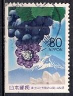 Japan 2001 - Coil - Yamanashi Prefecturali - The Land Of Mt. Fuji And Jewelry - Booklet Pane 3 - 1989-... Empereur Akihito (Ere Heisei)