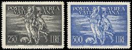 ** VATICAN PA 16/17 : Archange Raphaël, N°16 * (cote 30), TB - Poste Aérienne