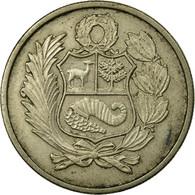 Monnaie, Pérou, 100 Soles, 1980, TTB, Copper-nickel, KM:283 - Peru