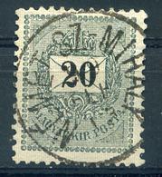 NÉMETSZENTMIHÁLY 20Kr Szép Bélyegzés  /   20  Kr Nice Pmk - Hungary