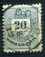 GOSPIC 20Kr Szép Bélyegzés  /  20  Kr Nice Pmk - Hungary