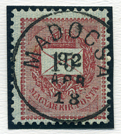 MADOCSA 15Kr, Szép Bélyegzés  /  15  Kr Nice Pmk - Hungary
