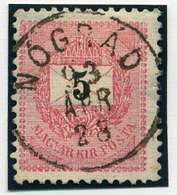 NÓGRÁD 5Kr  Szép Bélyegzés  /  5 Kr Nice Pmk - Hungary