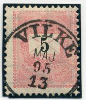 VILKE 5Kr  Szép Bélyegzés  /  5 Kr Nice Pmk - Hungary