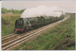 CP - TRAINS - LOCOMOTIVES - Locomotive 1002. - Trains