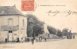 53-MARTIGNE- ROUTE DE LAVAL - Altri Comuni