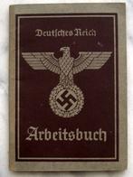 3. Reich Arbeitsbuch Eisenstadt 1941 - Deutschland