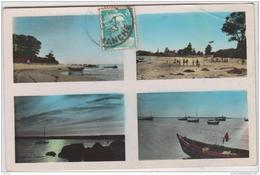 REVILLE PLAGE CPSM 9X14 1953 - France