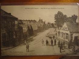 HALLUIN       Rue De La Lys  (extême Frontière) - Autres Communes