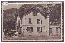 MAGNOT VETROZ - RESTAURANT DE LA PRAIRIE - TB - VS Wallis