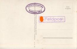 SS-Feldpost Polizeierholungsheim Spitzingsee Ungelaufen - Germany