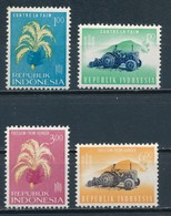 °°° INDONESIA - Y&T N°326/29 - 1963 MNH °°° - Indonesia