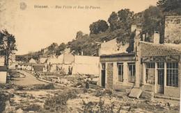 CPA - Belgique - Dinant - Rue Petite Et Rue St-Pierre - Dinant