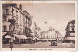 BEAUVAIS RUE SADI CARNOT 1933 - Beauvais