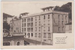 ROYAT LES BAINS HOTEL VILLA SAINTE EUGENIE TBE - Royat