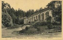 CPA - Belgique - Camp D'Elsenborn - Casino Des Officiers - Elsenborn (camp)