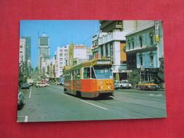 Victoria (VIC) > Melbourne Trolley  Bourke Street   Size  3 3/4 X 5 1/2   Ref 3275 - Melbourne