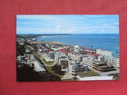 AERIAL VIEW OF JESSELTON TOWN NORTH BORNEO    Ref 3275 - Indonesia